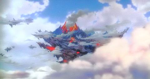 グラブル アニメの感想 第6話 想いは陽炎の如く